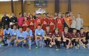 U18 - Journée parfaite en futsal